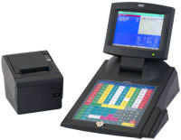 Toshiba TEC FS-2700 Food Service Cash Register
