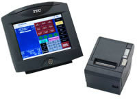 Toshiba FS-3600 Touchscreen Hospitality Electronic Cash Register