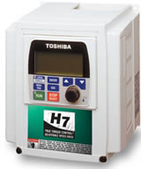 Toshiba H7 Low Voltage Standard Duty Industrial Drive