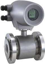 Toshiba Flanged-LF430 Electromagnetic Flowmeter