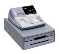 Casio PCR-275 Entry Level Personal Cash Register