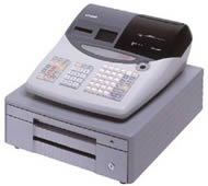 Casio PCR-T2000 Entry Level Personal Cash Register