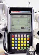 Olympus 25HP PLUS Precision Thickness Gage