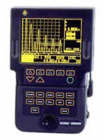 Olympus 1200S+ Portable Ultrasonic Flaw Detector