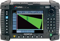 Olympus OmniScan MX PA Phased Array Instrument