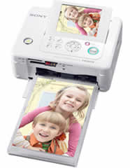 Sony DPP-FP95 Picture Station Digital Photo Printer