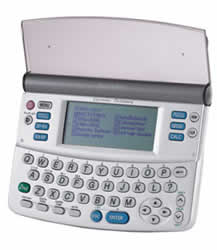 Sharp PW-E250 Electronic Dictionary