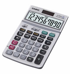 Casio JF-100TM Desktop Calculator
