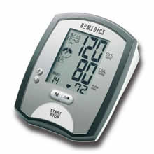 HoMedics BPA-101 TheraP Deluxe Automatic Blood Pressure Monitor