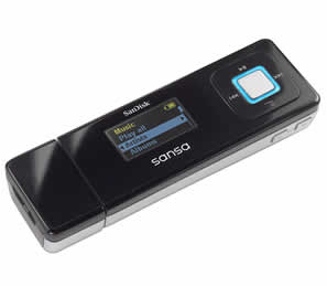 SanDisk Sansa Express MP3 Player