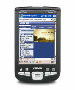 Asus MyPal A730 PDA