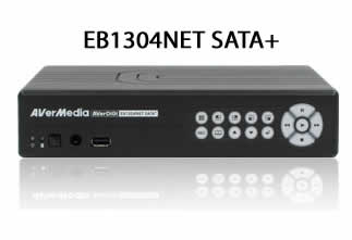 AVerMedia EB1304NET SATA Analog DVR