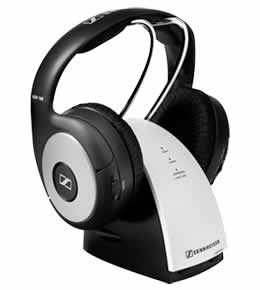 Sennheiser RS 140 RF Wireless Headphones