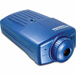 Trendnet TV-IP100 Internet Camera Server