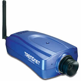 Trendnet TV-IP201W Wireless Internet Camera Server