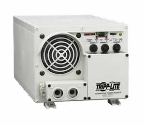 Tripp Lite RV1512UL Alternative Power Source