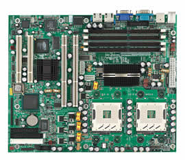Tyan Tiger i7501 S2723 Motherboard