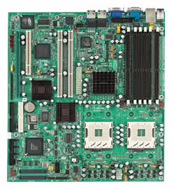 Tyan Thunder i7501 Pro S2721-533 Motherboard