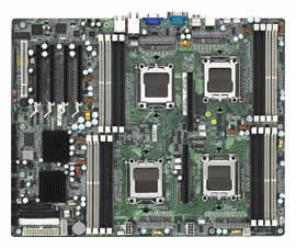 Tyan Thunder n4250QE S4985-E Motherboard