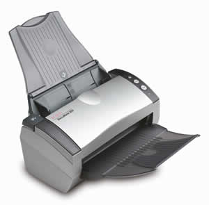 Xerox DocuMate 252 Scanner