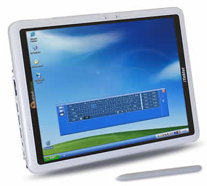TabletKiosk Sahara Slate PC i215 Pen Tablet PC