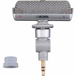 Boss BA-CS10 Stereo Microphone