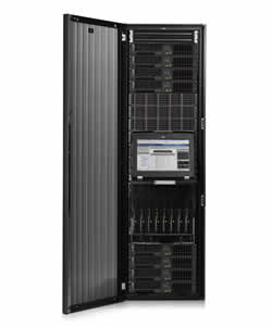 HP Integrity NonStop NB50000c BladeSystem