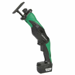Hitachi CR10DL Lithium Ion Micro Reciprocating Saw