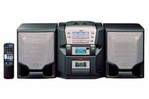 JVC PC-X570 Detachable CD Player