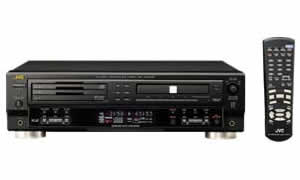 JVC XL-R5020BK Multiple CD Recorder