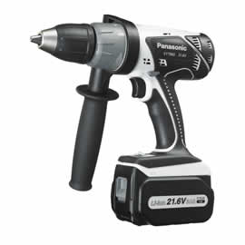 Panasonic EY7960LN2S 21.6V Hammer Drill/Driver Kit
