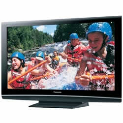 Panasonic TH-50PZ80Q Widescreen VIERA Plasma 1080p HDTV