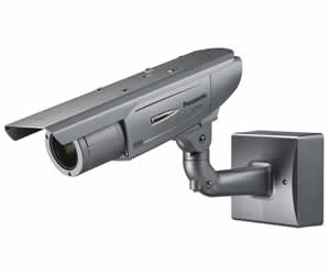 Panasonic WV-CW384 Super Dynamic III Weather Proof Day/Night Camera