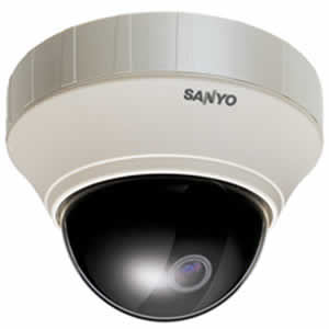 Sanyo VCC-9684VW High Resolution Camera