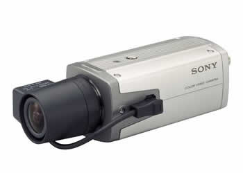 Sony SSCDC174 Super HAD CCD Color Camera