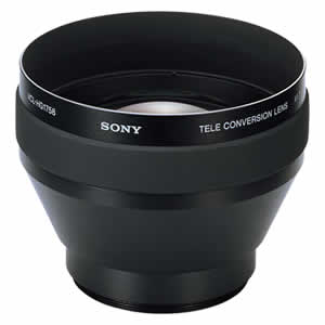 Sony VCL-HG1758 58mm High Grade 1.7X Telephoto Lens