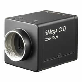 Sony XCL5005 5 Mega Pixel PoCL B/W Digital Video Camera