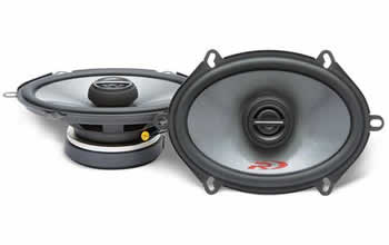 Alpine SPR-57C Coaxial 2-Way Speaker