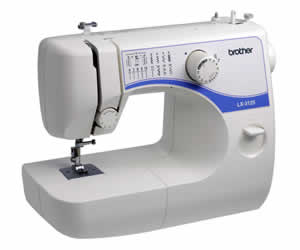 Brother LX-3125 Free Arm Sewing Machine