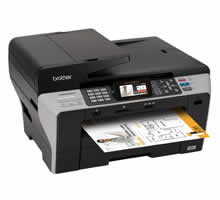 Brother MFC-6490CW Color Inkjet Multi-Function Center