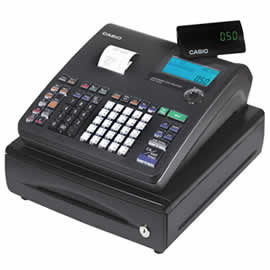 Casio PCR-T470 Cash Register