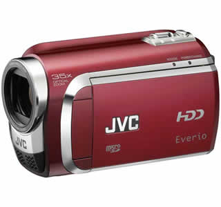 JVC Everio GZ-MG630 Hard Disk Camcorder