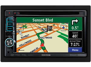 Kenwood DNX6140 Navigation Receiver System