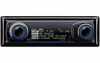 Kenwood KDC-HD942U MP3/WMA USB CD Receiver