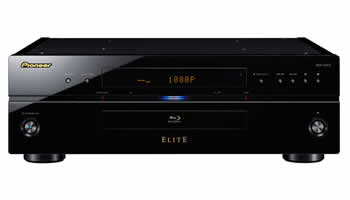 Pioneer BDP-09FD Elite Reference Blu-ray Disc Player