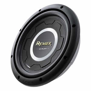 Pioneer TS-SW1201S2|S4 Premier Shallow-Mount Subwoofer