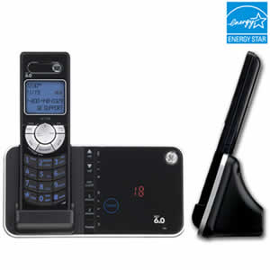 GE 28118FE1 Ultra Slim DECT 6.0 Phone