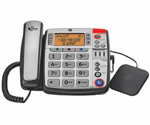 GE 29579BE1 Amplified Corded Phone