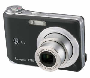 GE A735 Digital Camera