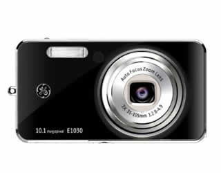 GE E1030 Digital Camera